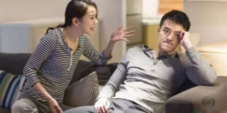 """""""Luật"""" khi 2 vợ chồng cãi nhau"""